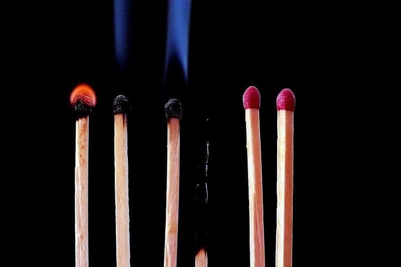 Opgebrand: draagkracht versus draaglast